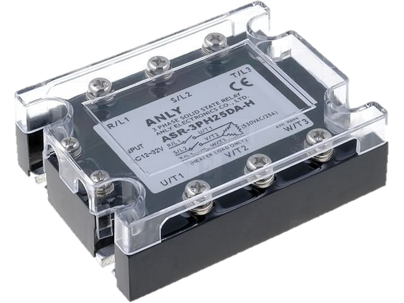 Anly - Solid State Relay - Three Phase