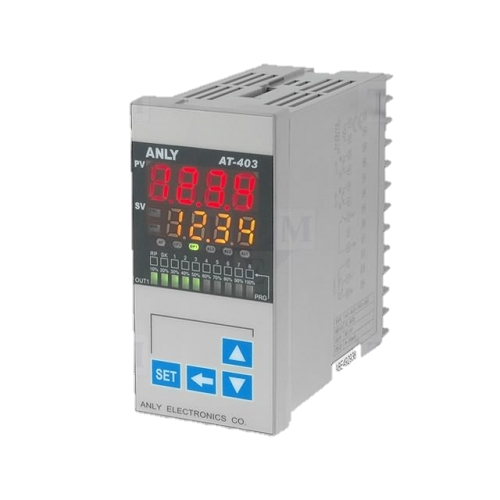 Anly - Digital Temperature Controllers - AT03 Series