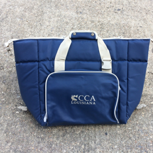 CCA Soft Cooler - CCA Louisiana