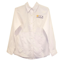 Ladies Fishing Shirt - CCA Louisiana