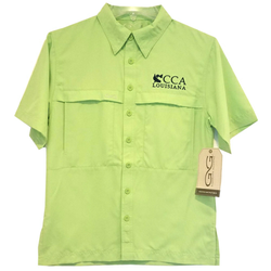 Youth Fishing Shirt - CCA Louisiana