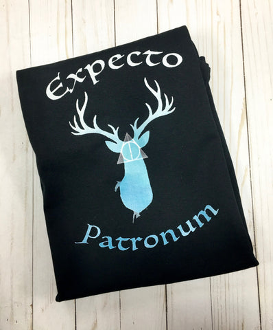 Harry Potter shirt Expecto Patronum Deer shirt