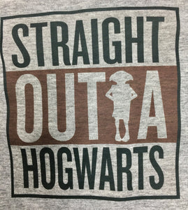 Harry Potter Dobby shirt - Straight outta Hogwarts shirt