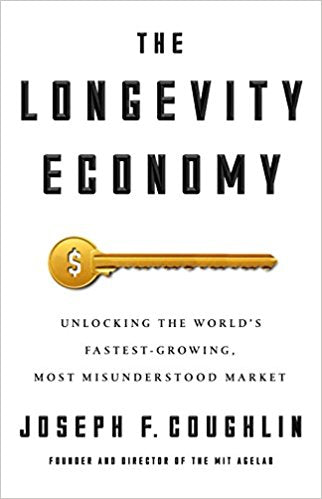 The Longevity Economy Book