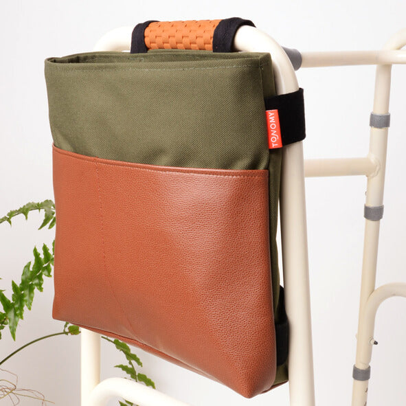 Walker Bag Green Elderly Tonomy Shop