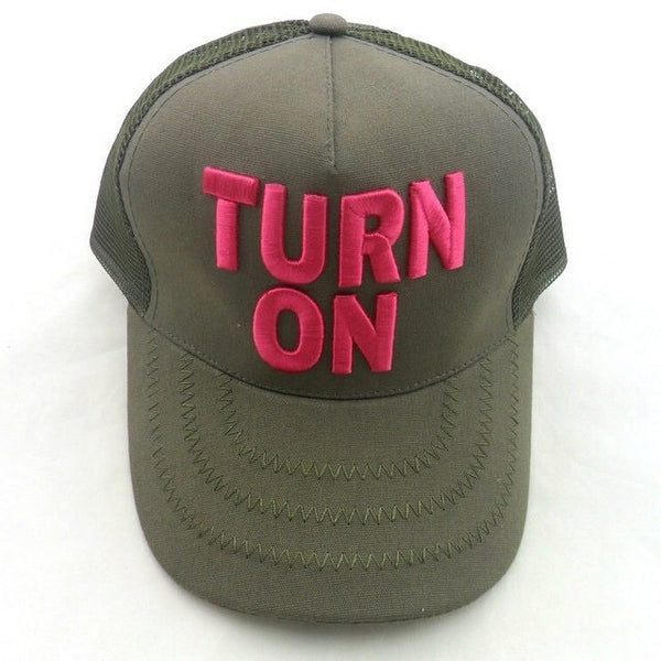 TURN ON CAP