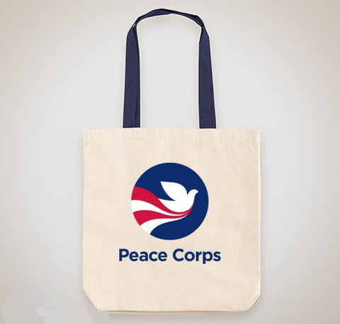 Peace Corps Tote Bag - The National Peace Corps Association
