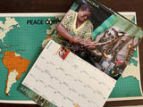 Returned Peace Corps Volunteers International Calendar - 2020