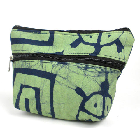 Batik Travel Bag from Ghana - The National Peace Corps Association