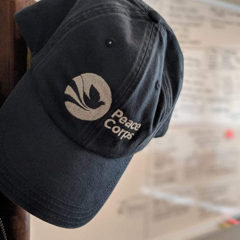 World Traveler - Peace Corps Hat