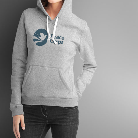 Hooded Peace Corps Pullover - The National Peace Corps Association