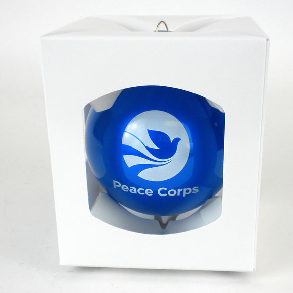 Peace Corps Holiday Ornament - The National Peace Corps Association
