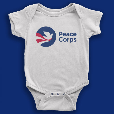 Peace Corps Baby Onesie - The National Peace Corps Association