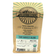 Fair Harvest Blend Organic Coffee 12oz Beans