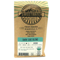 Dark Side Blend Organic Coffee 12oz Ground