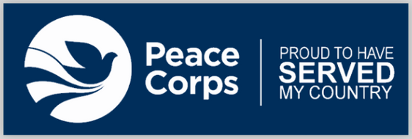 Peace Corps Bumper Sticker