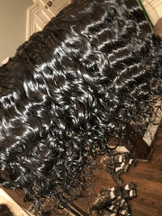 NATURAL INDIAN CURLY (RAW)