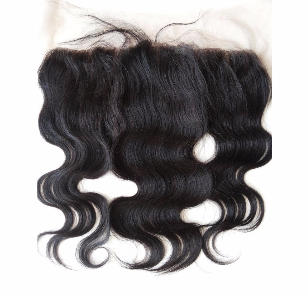 Virgin Arabian Wavy Frontal