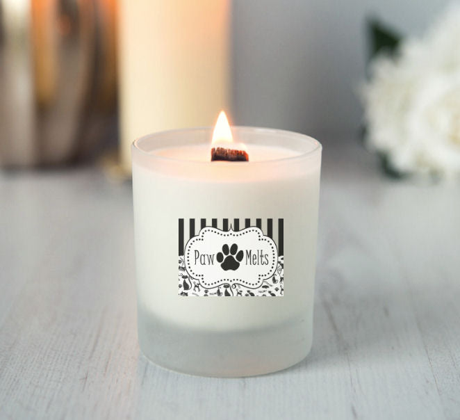 Tumbler Candle - Peach Bourbon