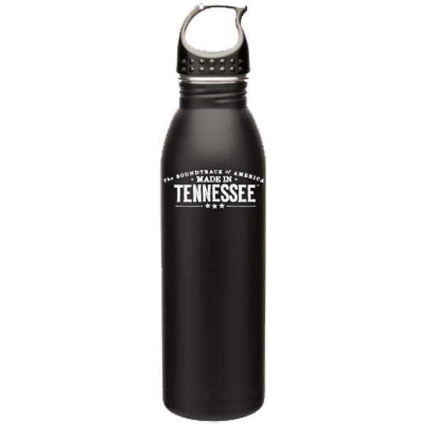 The Soundtrack of America Made in Tennessee Water Bottle