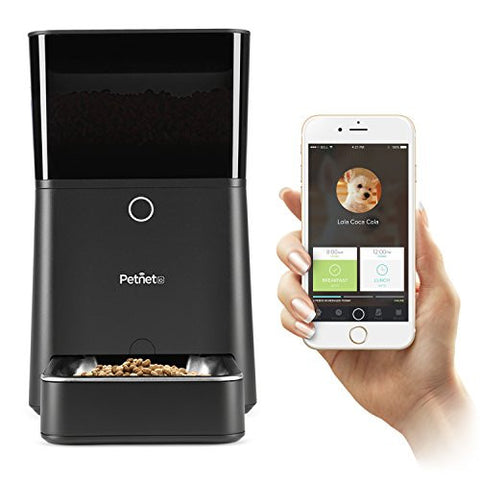 Petnet SmartFeeder - Automatic Pet Feeding from Smartphone