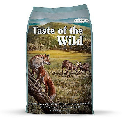 Taste of the Wild - Small Breed Formula