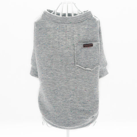 Hoopet Basic Gray T-Shirt