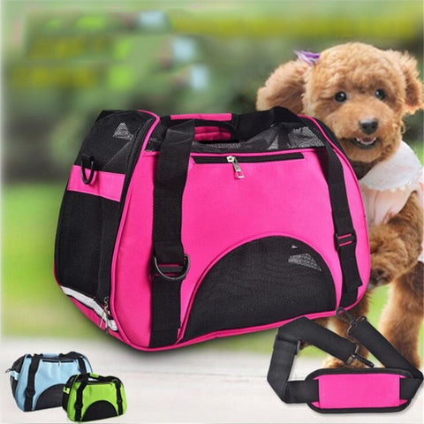 On the Go Small Dog Carrier