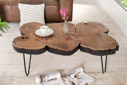 Log Coffee Table | EIG 3026