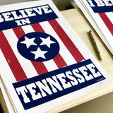 I BELIEVE IN TENNESSEE poster