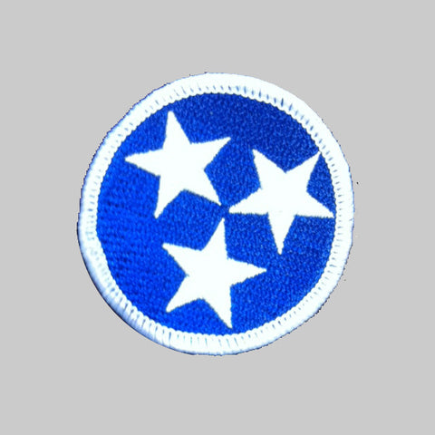 Tennessee Tri-Star patch