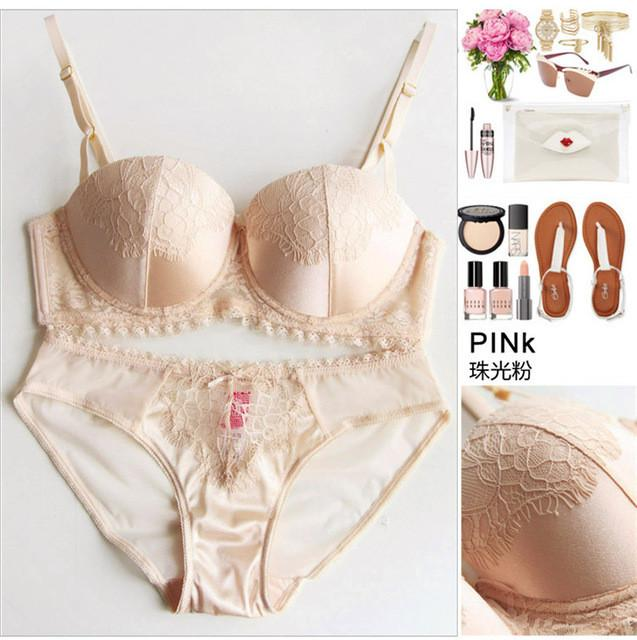 2d6beb9eb67d9 modetrends19 new style sexy sweety push up solid lingerie women bra an –  Mode Trends 19