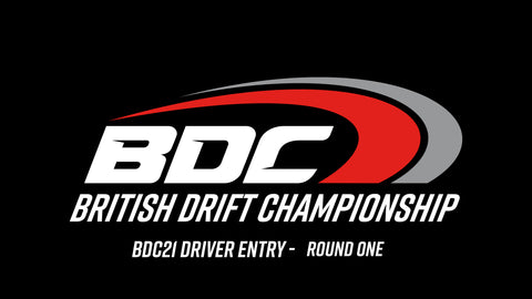 BDC21 Driver Entry - ROUND ONE