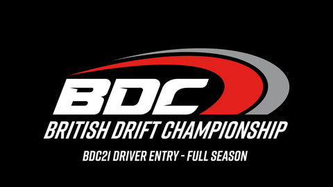 BDC21 Driver Entry - Full Season