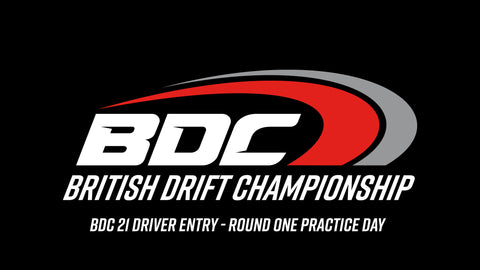 BDC21 Driver Entry - ROUND ONE PRACTICE DAY