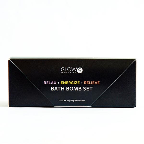 Bath Bomb Set- 3 Pack