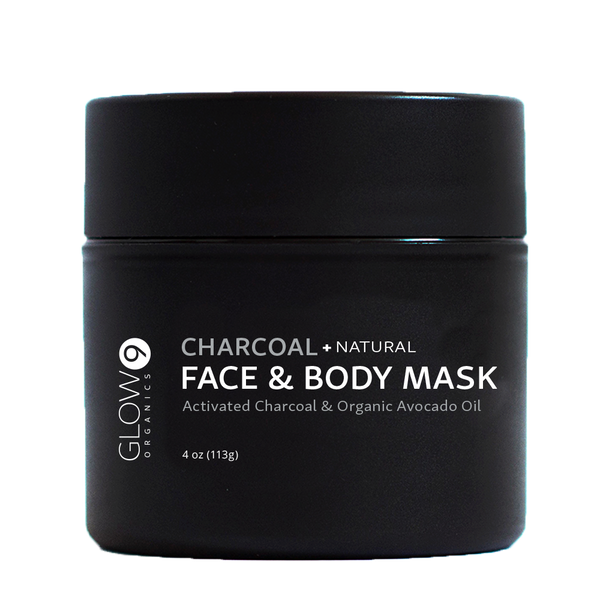 Charcoal Face & Body Mask