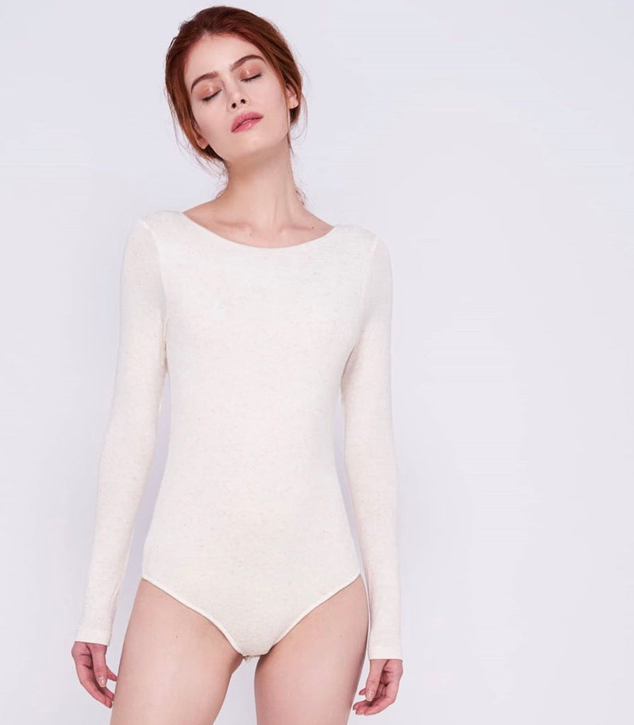 BODYSUIT CAROL OFF WHITE