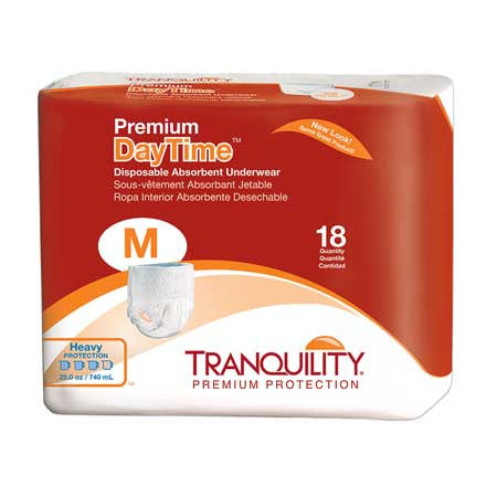 Tranquility DayTime Underwear and Diapers