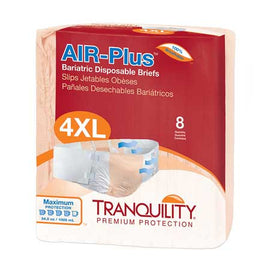 Tranquility® AIR-Plus™ Bariatric Disposable Diapers/Briefs