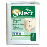 Select Disposable Diapers/Briefs