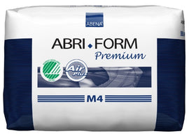 Abena Abri-Form Air Plus Level 4 Adult Diapers, Size Medium