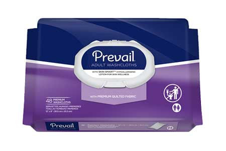 Prevail Disposable Washcloths