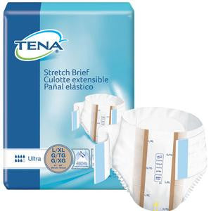 Tena Stretch Ultra Absorbancy Brief/Diapers