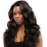 Peruvian-Body Wave- 3 Bundles 300G- Human Hair Extensions