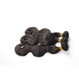 Peruvian-Body Wave- 4 Bundle Deal Human Hair Extensions