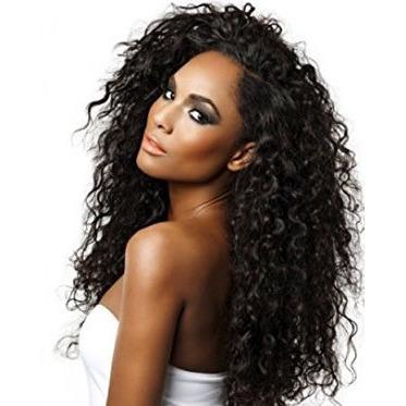 Brazilian- Curly- Human Hair Extensions-1 Bundle 100g
