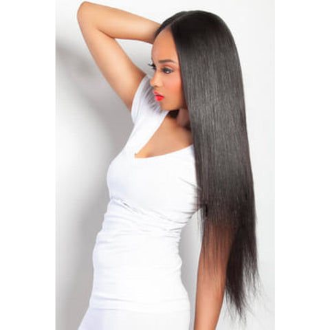 Malaysian-Straight- 4 Bundles 400G- Human Hair Extensions