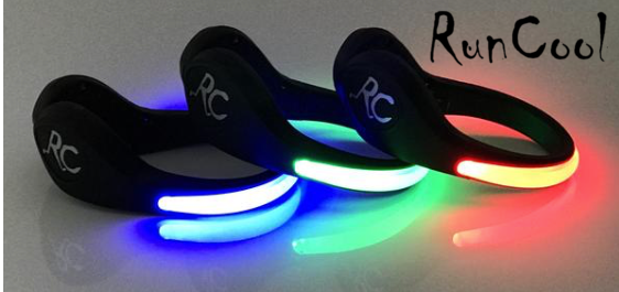 LED Shoe Clip - RunCool Running Shop