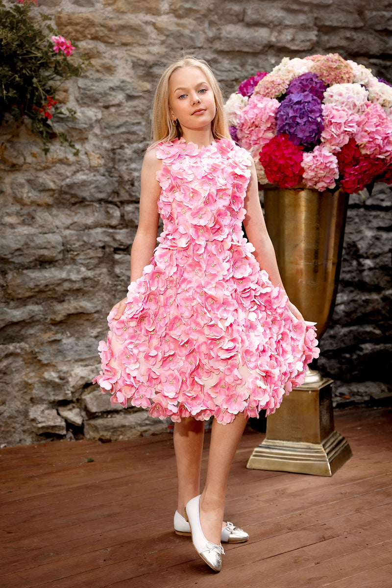 Apple Tree Blossom Dress